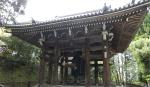 Kyoto, Japanese cherry blossoms, Chion-in Temple, Jōdo Shū, Sōmon, Old Main Gate, Hōnen, Japenese zen temples, zen Buddhism, Jim Caldwell Redondo Beach